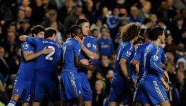 Chelsea 8 Aston Villa 0 (21)