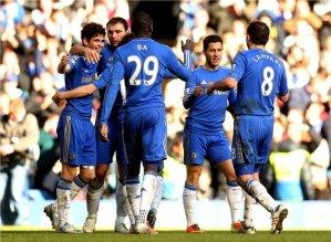 Chelsea 4 Brentford 0 (16)