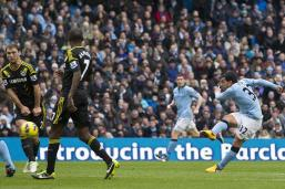 Manchester City 2 Chelsea 0 (4)